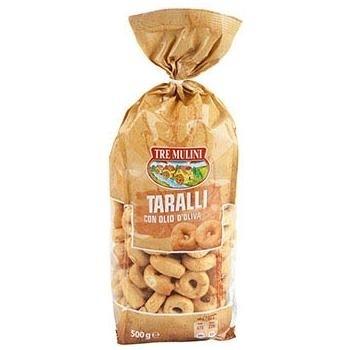 Taralli, Tre Muline, 500 g