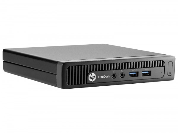 HP EliteDesk 800 G1 DM - Core i5 3.0 / 8 GB / 250 SSD / Win10 / Occasion