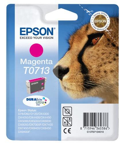 EPSON Tinte magenta T0713 für DX4000 und andere