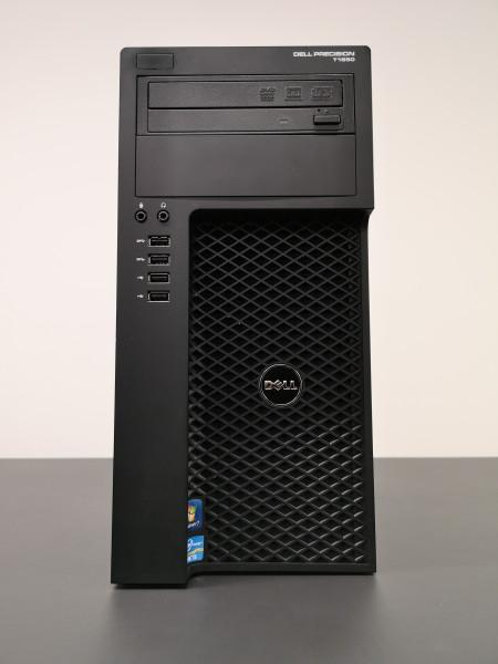 DELL Precision T1650 i5-3.7 / 8 GB / 240 SSD / DVD-RW / Win10 / Occasion