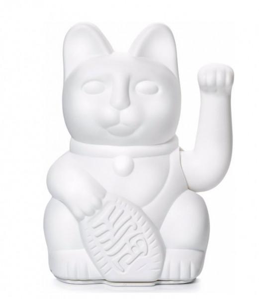 Donkey Lucky Cat (Winke-Katze), weiss