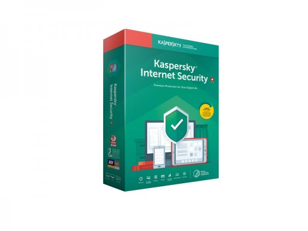 Kaspersky Internet Security, Lizenz für 1 PC (Update)