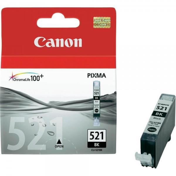 Canon CLI-521BK Chromalife Patrone schwarz