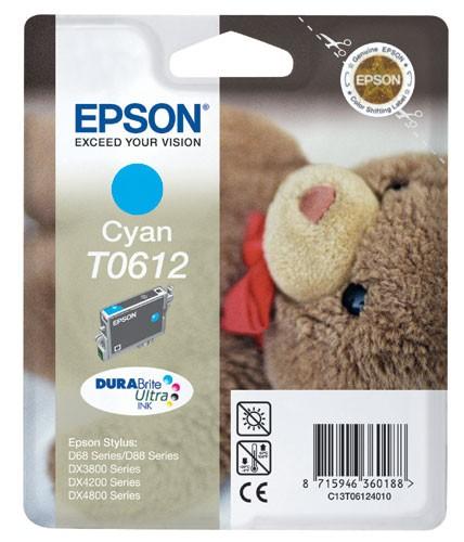 EPSON Tinte cyan T0612 für DX4850 und andere