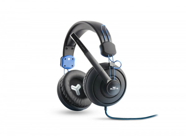 Kopfhörer mit Mikrofon (Headset), USB, ELYTE EAGLE