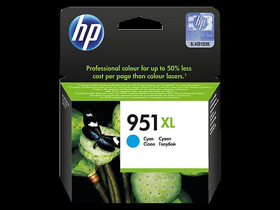HP Patrone No. 951 XL cyan (CN046AE)
