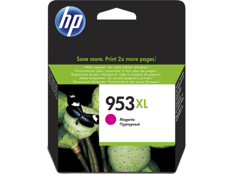 HP Patrone No. 953 XL magenta (F6U17AE)