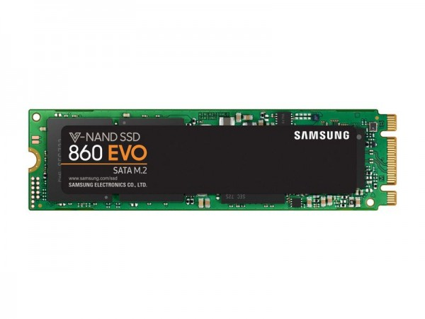 Samsung EVO 860 SSD 500 GB M.2 (2280)