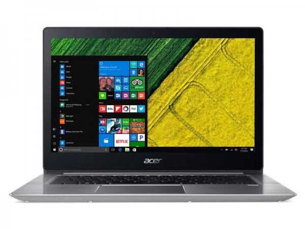 "Acer Swift 3 SF314-54-51TJ i5-3.4 / 8 GB / 256 SSD / 14"" / Win10"