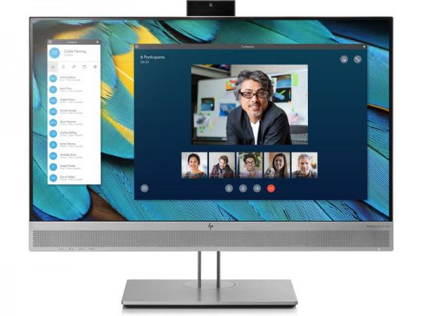 """24"""" Display HP EliteDisplay E243m mit Webcam"""