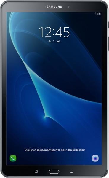 """SAMSUNG Galaxy Tab A (2016) 10.1"""" - 16 GB - WiFi - schwarz - DEMO"""