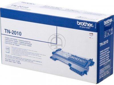 Brother Tonermodul TN-2010, 1000 Seiten für DCP-7055 / HL-2135