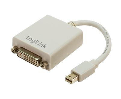 Mini DisplayPort - DVI Adapter (Mini Displayport Stecker - DVI Kupplung)