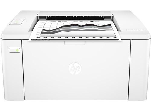 HP Laserjet M102w (schwarzweiss, WLAN)