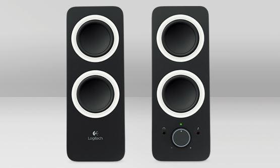 Logitech 2.0 Lautsprechersystem Z-200