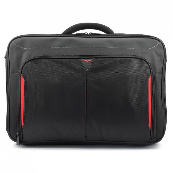 """Notebook-Tasche für 17"""" und 18""""-Notebooks, schwarz, Targus CN418"""