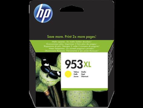 HP Patrone No. 953 XL gelb (F6U18AE)