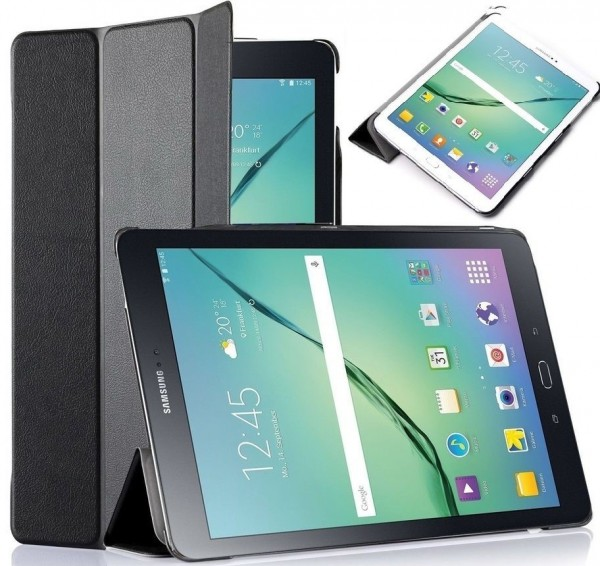 "kompatibles Book Cover schwarz für Galaxy Tab A (10.1"")"