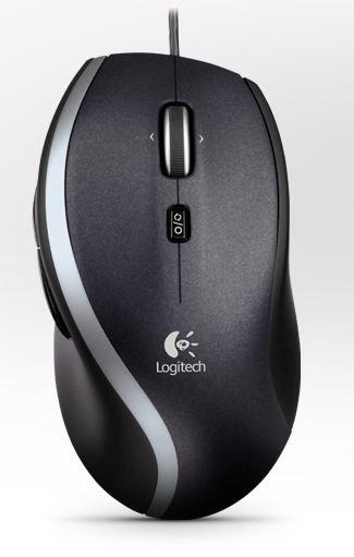 Logitech Corded Mouse M500 (Laser), USB