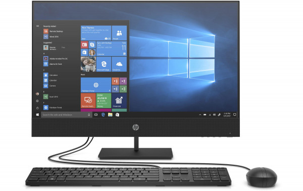 "HP AIO ProOne 440 G6 i5-3.8 / 16 GB / 512 SSD / 23.8"" / Win10"