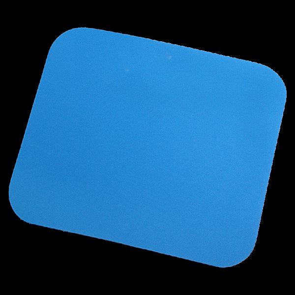 Mausmatte blau