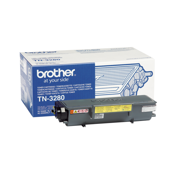 Brother Tonermodul TN-3280, 8000 Seiten