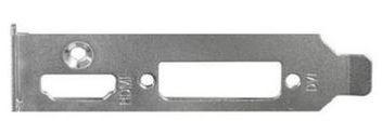 ASUS Low Profile-Blende, DVI + HDMI