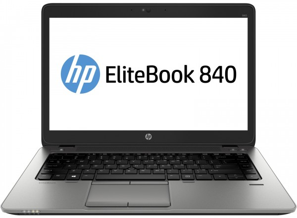 """HP Elitebook 840 G1 Core i5-2.9 / 8 GB / 480 SSD / 14"""" / Win10 / Occasion"""