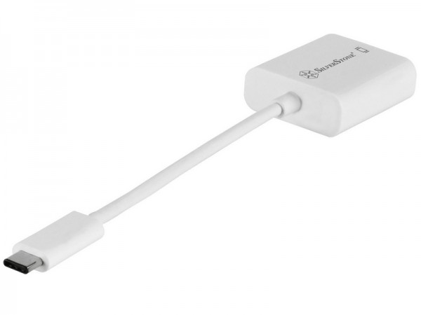 Silverstone USB Typ C - HDMI Adapter