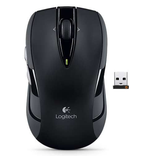 Logitech Wireless Mouse M545 Control Plus, Pico-Empfänger
