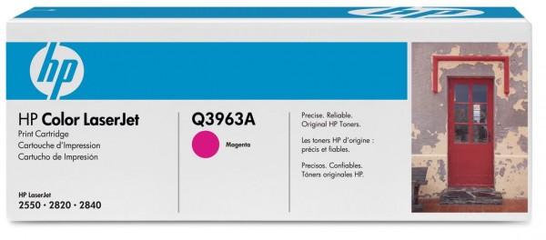 HP Tonermodul Q3963A magenta