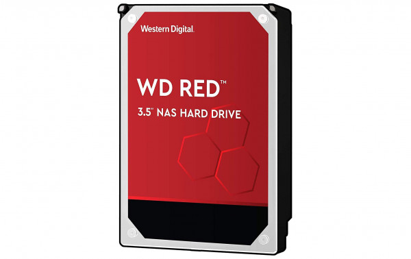 Harddisk S-ATA 3 TB Western Digital WD30EFAX, RED für NAS
