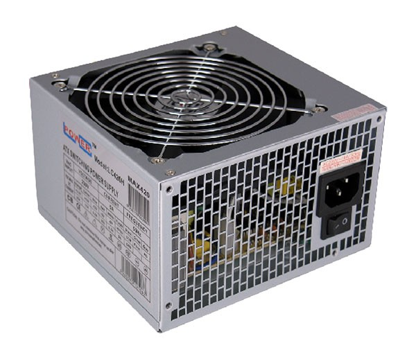 Netzteil ATX 420 Watt, LC-Power LC-420H Office