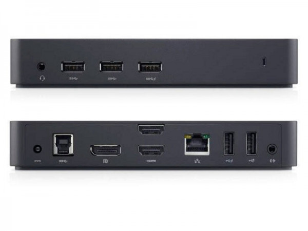 DELL Dockingstation D3100 Triple Video, Occasion