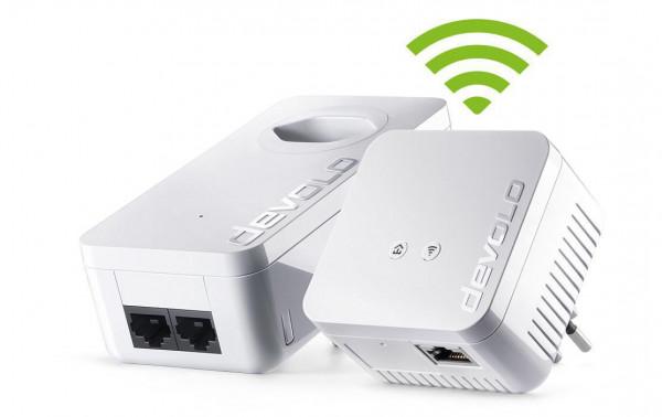 devolo dLAN 550 Powerline WLAN Starterkit