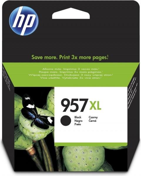 HP Patrone No. 957 XL schwarz (L0R40AE)