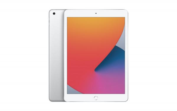 Apple iPad (2020) - 128 GB - silber - WiFi