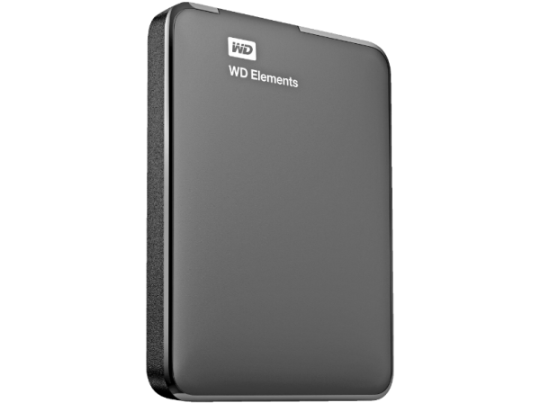 "USB 3.0 Festplatte 2 TB 2.5"", Western Digital Elements Portable"