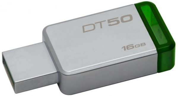 Kingston DataTraveler 50 USB 3.0 - USB Drive 16 GB