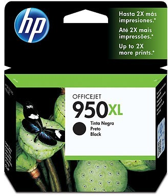 HP Patrone No. 950 XL schwarz (CN045AE)