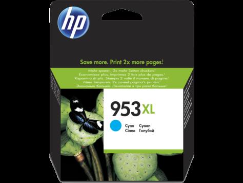 HP Patrone No. 953 XL cyan (F6U16AE)