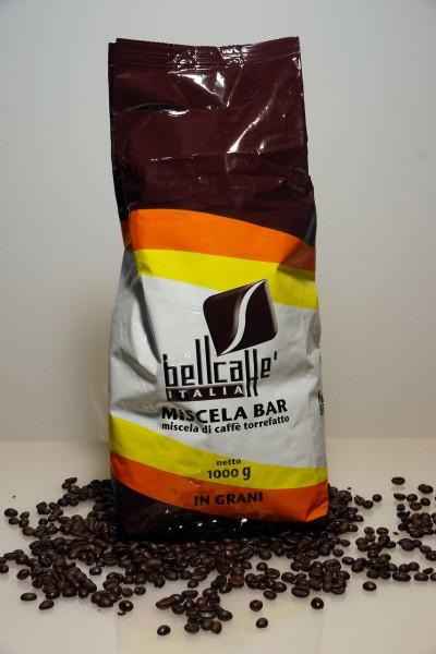 Bellcaffè Kaffee, Bohnen, 1 kg