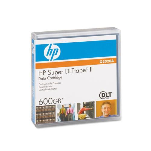 HP Q2020A DLT II Tape mit 600 GB Kapazität