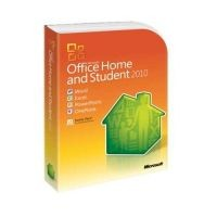 Microsoft Office 2010 Home and Student, Vollversion, Occasion