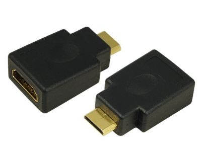 Mini HDMI - HDMI Adapter