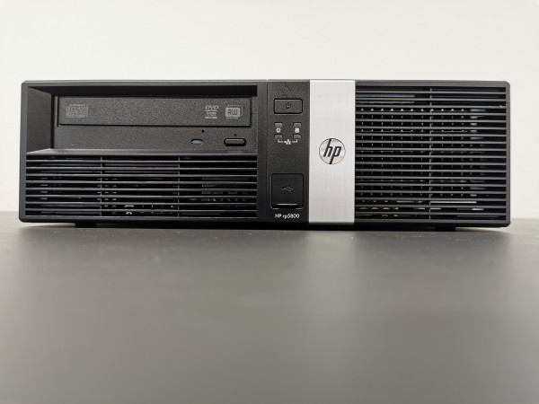 HP rp5800 Core i5-3.4 / 8 GB / 500 GB / DVD-RW / Occasion