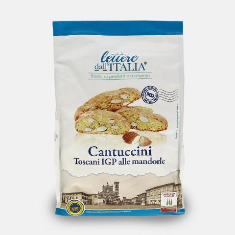 Lettere d'Italia Cantuccini, 300 g