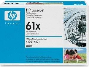 HP Tonermodul C8061X (Verpackung geöffnet)