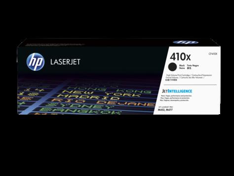 HP Tonermodul CF410X - schwarz - 6500 Seiten
