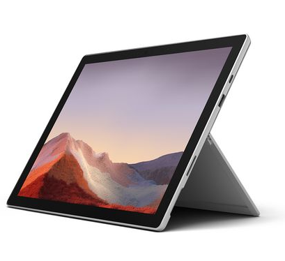 "Microsoft Surface Pro 7 Core i5-3.7 / 8 GB / 128 SSD / 12.3"" Touch / Win10"